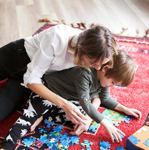 Mindfulness – Ebeveynler ve Çocuklar
